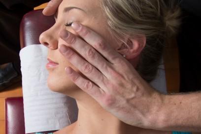Trattamento del mal di testa a origine cervicale